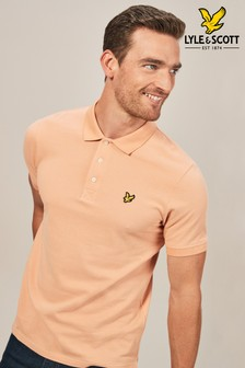 Lyle & Scott Short Sleeve Poloshirt