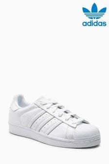 Белые кроссовки adidas Originals Superstar
