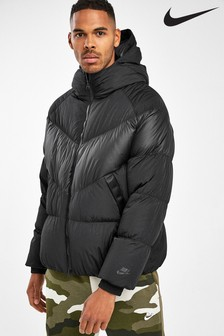 Nike NSW Down Fill Hooded Jacket