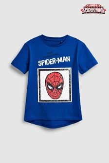 Spider-Man™ Sequin T-Shirt (3-14yrs)