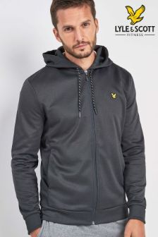 Lyle & Scott Sport Shaw Zip Through Hoody