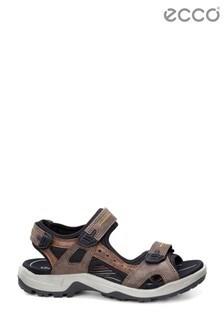ECCO® Brown Active Sandal