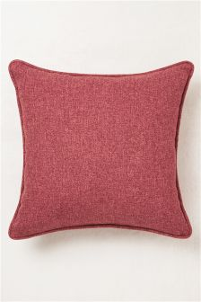 Tweedy Blend Cushion