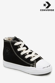 Converse Infant Renew High Chuck Ox Trainers