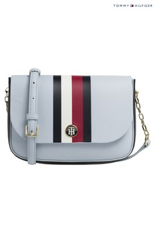 Tommy Hilfiger My Tommy Reversible Flap Cross Over Bag