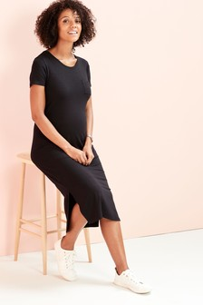 53802aa80c2 Maternity Jersey Dress