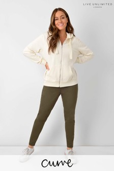 Live Unlimited Curve Khaki Jeggings
