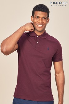 Ralph Lauren Polo Golf Aged Wine Polo