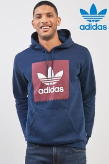 Sweat à capuche adidas Originals Skateboarding Trefoil