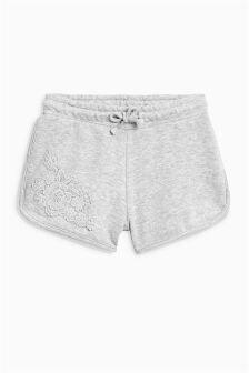 Crochet Shorts (3-16yrs)