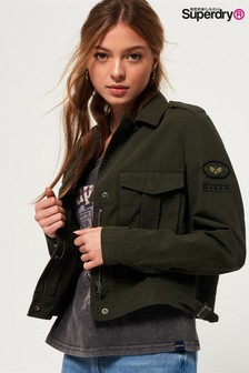 Superdry Military Crop Jacket