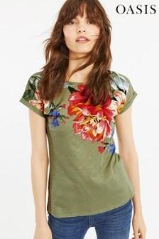 b62d124e826 Oasis Tops & Blouses | Oasis Floral, Cami & Bardot Tops | Next
