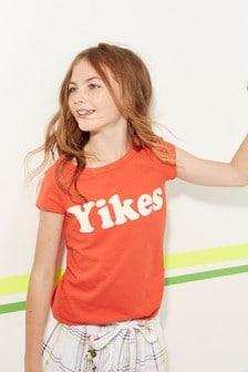 Short Sleeve T-Shirt (3-16yrs)