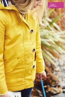 Joules Coast Hooded Rain Coat