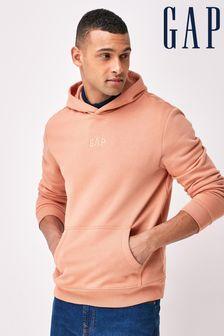 Gap Mini Logo Pullover Hoodie
