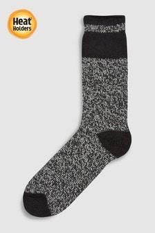 Теплые меланжевые носки Heat Holders (2,3 Tog)