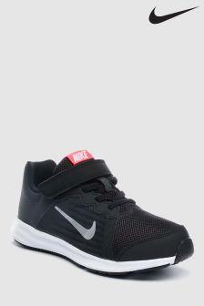 Nike Run Black/Pink Downshifter