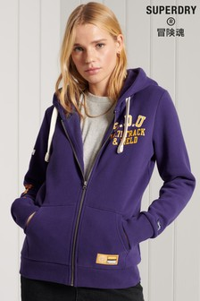 Superdry Collegiate Athletic Zip Hoodie