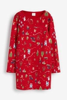 Long Sleeve Dress (3-16yrs)