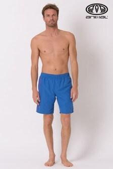 Animal Blue Belos Elasticated Boardshort