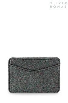 Oliver Bonas Multi Lianna Glitter Card Holder