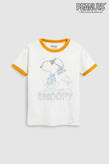 Snoopy Short Sleeve T-Shirt (3-16yrs)
