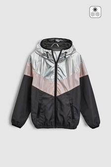 Colourblock Track Jacket (3-16yrs)