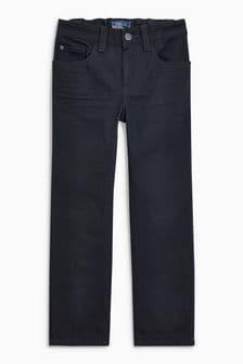 Джинсы классического кроя с пятью карманами (3-16 лет)