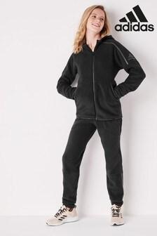 adidas Black Z.N.E Winter Warm Joggers