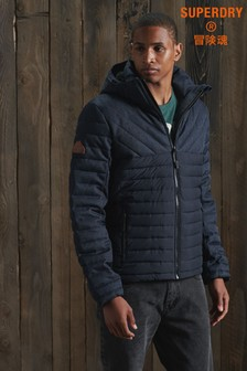 Superdry Tweed Mix Fuji Jacket