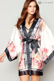 B by Ted Baker Pink Painted Posie Kimono
