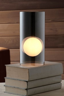 Orb Glass Touch Table Lamp