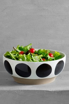 Geometry Serve Bowl