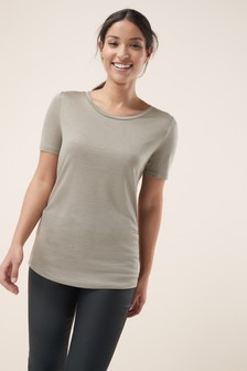 Luxe Crew Neck T-Shirt