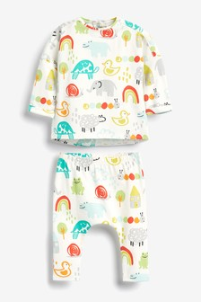 Character T-Shirt And Leggings Set (0mths-2yrs)