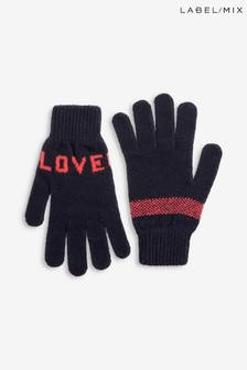 Mix/Quinton & Chadwick Knitted Gloves