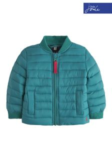 Joules Green Baby Reece Soft Padded Jacket