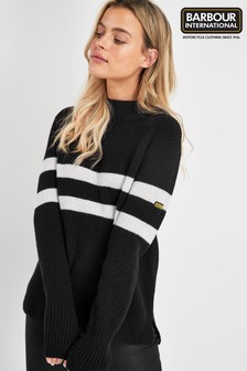 Barbour® International Stripe Quayle Jumper