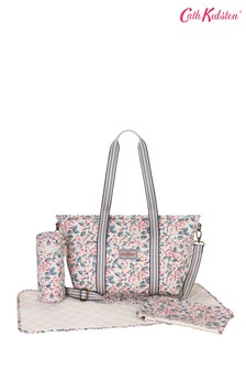 Cath Kidston Climbing Blossom Mother's Tote Bag