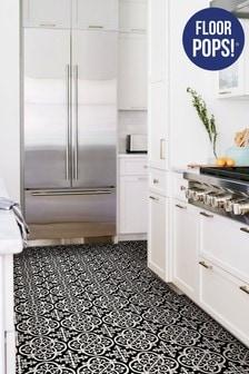 Floor Pops Gothic Floor Tiles