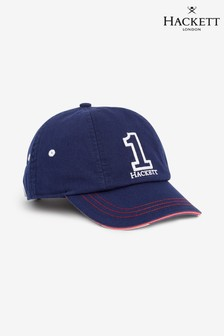 Hackett Blue Kids Number 1 Cap