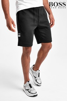 BOSS Headlo Logo Jersey Shorts