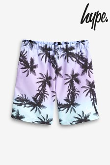 Hype. Palm Print Swim Short