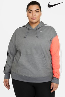 Nike Curve Therma Colourblock Pullover Hoody