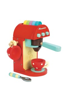 Le Toy Van Wooden Cafe Machine