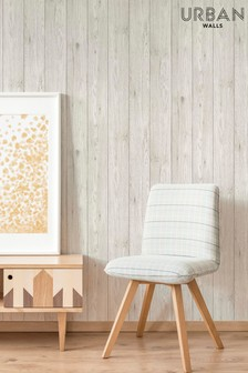 Urban Walls Lumber Wood Wallpaper