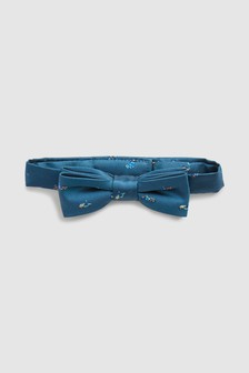 Scooter Jacquard Bow Tie (1-16yrs)