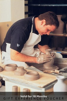 Full Day Pottery Gift Experience by Activity Superstore