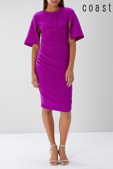 19162a2d280 Coast Purple Savannah Dress