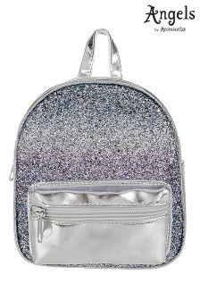 Angels By Accessorize Zoe Glitzy Mini Backpack